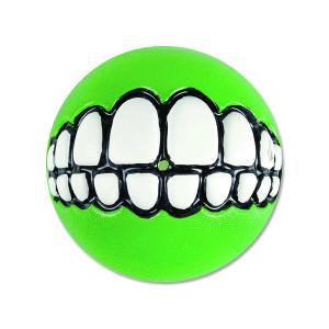 Hračka ROGZ míček Grinz limetkový M 1ks