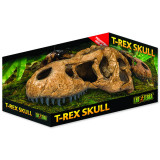 Dekorace EXO TERRA T-Rex lebka 1ks