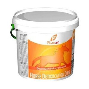 Phytovet Horse Detoxication cure 2,5 kg