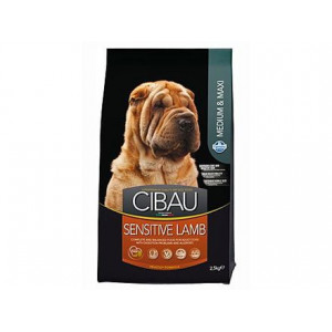 CIBAU Dog Adult Sensitive Lamb&Rice 12 kg
