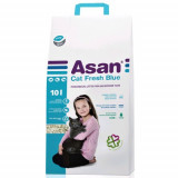 ASAN Cat Fresh blue 10l