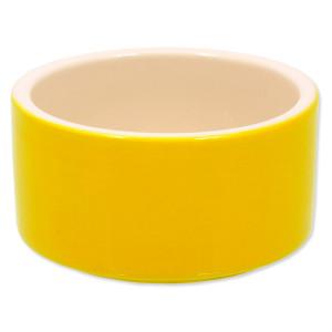 Miska SMALL ANIMALS keramická pro králíky žlutá 10 cm 1ks