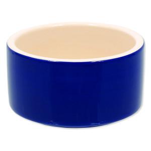 Miska SMALL ANIMALS keramická pro králíky modrá 10 cm 1ks