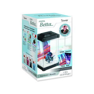 Hagen Marina Betta Tower Kit akvárium 1,25 l
