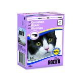 Kousky v omáčce BOZITA Cat s krevetami - Tetra Pak karton 370g
