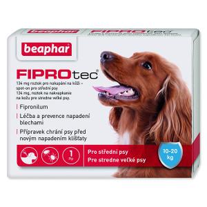 BEAPHAR Spot-on Fiprotec pro psy M 1ks