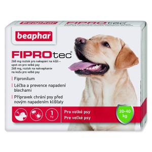 BEAPHAR Spot-on Fiprotec pro psy L 1ks