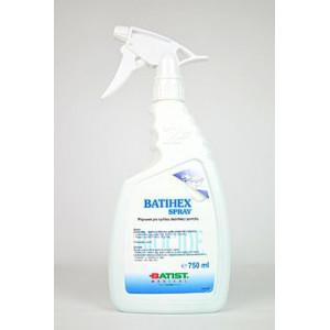 Batihex spray 750ml dezinfekce malých povrchů