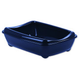 Toaleta MAGIC CAT Economy s okrajem modrá 42 cm