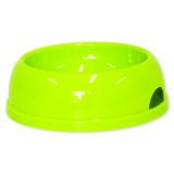 Miska DOG FANTASY plastová zelená 21,7 cm 770ml