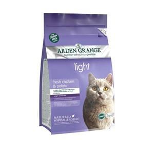 Arden Grange Cat Light Chicken&Potato 400 g