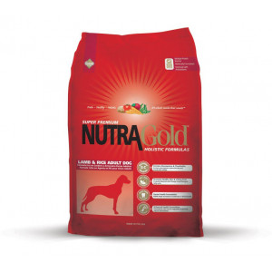 Nutra Gold Adult Lamb&Rice 15 kg