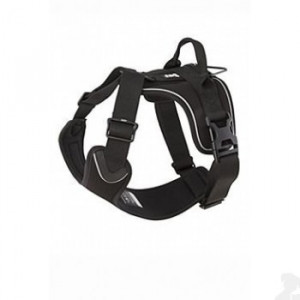 Postroj Hurtta Active černý 110-120cm
