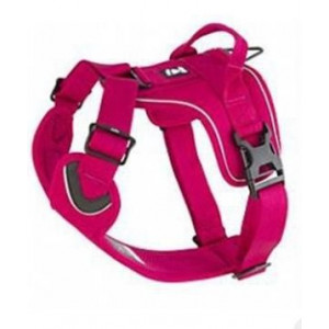 Postroj Hurtta Active cherry 55-60cm
