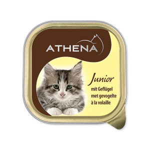Paštika ATHENA Junior drůbeží