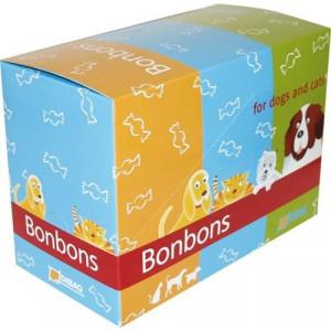 Fitmin Bonbons pro střední a velké psy - játrové 75 g
