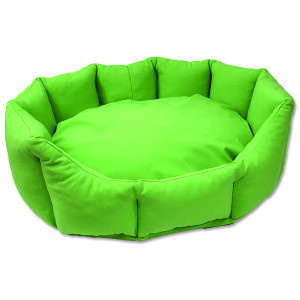 Pelech DOG FANTASY Koruna softshell zelený 50 cm 1ks