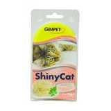 Gimpet Shiny cat konz. kuře krab 2 x 70 g