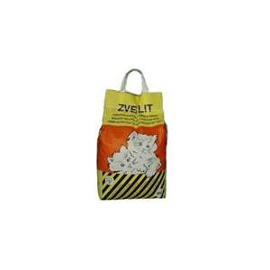 Podestýlka Cat Zverlit jemný s vůní oranžový 6 kg