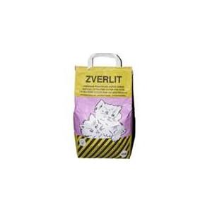 Podestýlka Cat Zverlit superjemný fialový 6 kg bez vůně