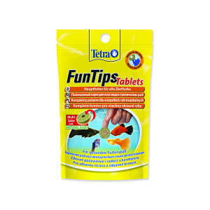 TETRA FunTips Tablets 20tablet