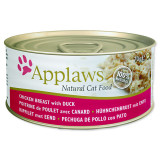 Konzerva APPLAWS Cat Chicken & Duck 70g