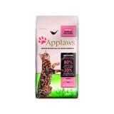 APPLAWS Dry Cat Chicken & Salmon