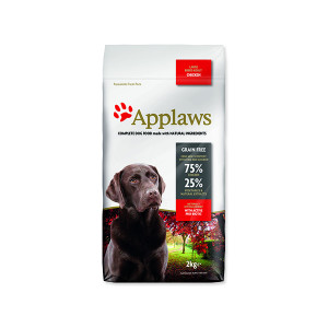 APPLAWS Dry Dog Chicken Large Breed Adult 2kg
