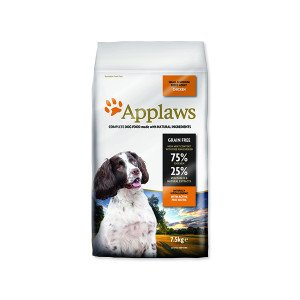 APPLAWS Dry Dog Chicken Small & Medium Breed Adult 7,5kg