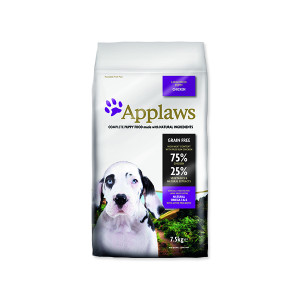 APPLAWS Dry Dog Chicken Large Breed Puppy 7,5kg