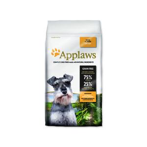 APPLAWS Dry Dog Chicken Senior 7,5kg