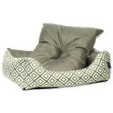 Sofa DOG FANTASY Etno hnědé 93 cm 1ks