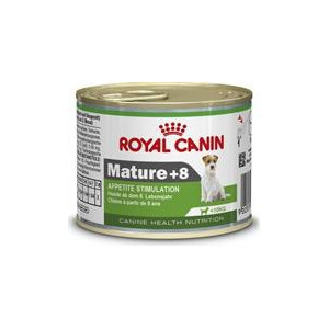 Royal Canin konzerva Mini Mature +8 195 g