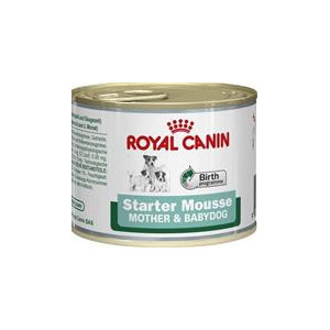 Royal Canin konzerva Mini Starter Mousse 195 g