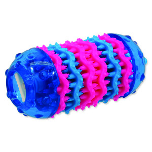 Hračka DOG FANTASY TPR Dental modrá 13,7 cm 1ks