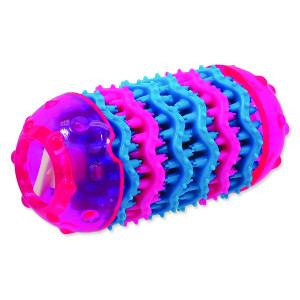 Hračka DOG FANTASY TPR Dental růžová 13,7 cm 1ks