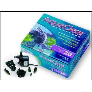 Čerpadlo AQUA CLEAR Powerhead 20 1ks