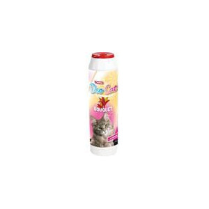 Deodorant do WC vůně květin Flamingo 750 g