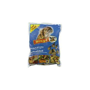 Dingo suchary Speciál kolečka přírodní 500 g