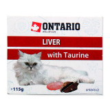 Vanička ONTARIO Cat Liver with Taurine