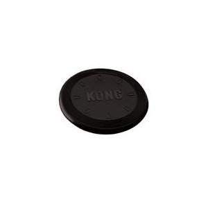 Hračka guma Létající talíř černý Kong large
