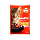 Kapsička IAMS Cat Delights Chicken & Turkey in Gravy