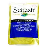 Schesir cat kaps. tuňák s okounem 100 g
