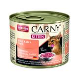 Konzerva ANIMONDA Carny Kitten hovězí + telecí + kuřecí