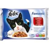 Felix Fantastic kapsičky masový výběr v želé 400 g