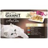 Gourmet A la Carte kapsičky Multipack 4 x 85 g