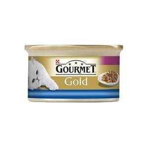 Gourmet Gold konzerva -duš.a gril.k. mořské ryby 85 g
