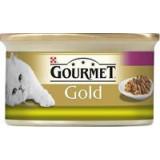 Gourmet Gold konzerva-duš.a gril.k.králík a játra 85 g