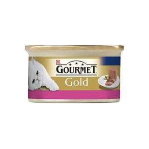 Gourmet Gold konzerva jemná paštika hovězí 85 g