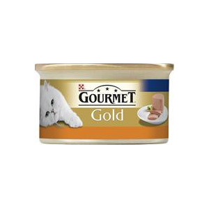 Gourmet Gold konzerva paštika s krůtou 85 g
